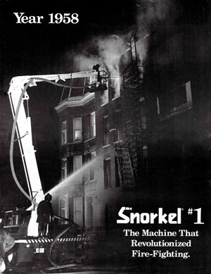 Snorkel founded by Art Moore in the USA