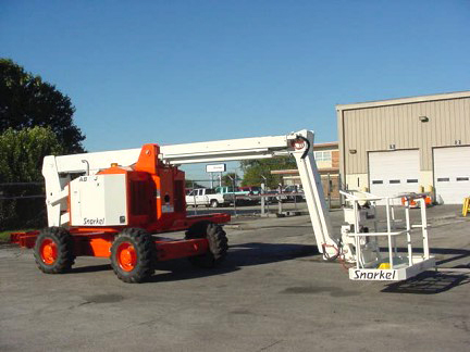 Snorkel launches the ATB-60 boom lift