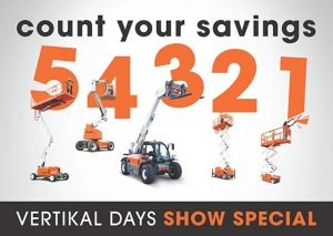 Snorkel UK Vertikal Days Promo